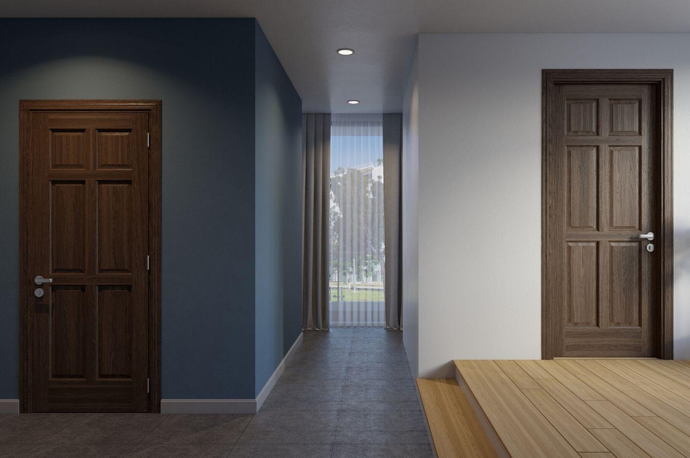 Lưu ý gì khi lựa chọn cửa gỗ phòng thờ, nhà thờ?
