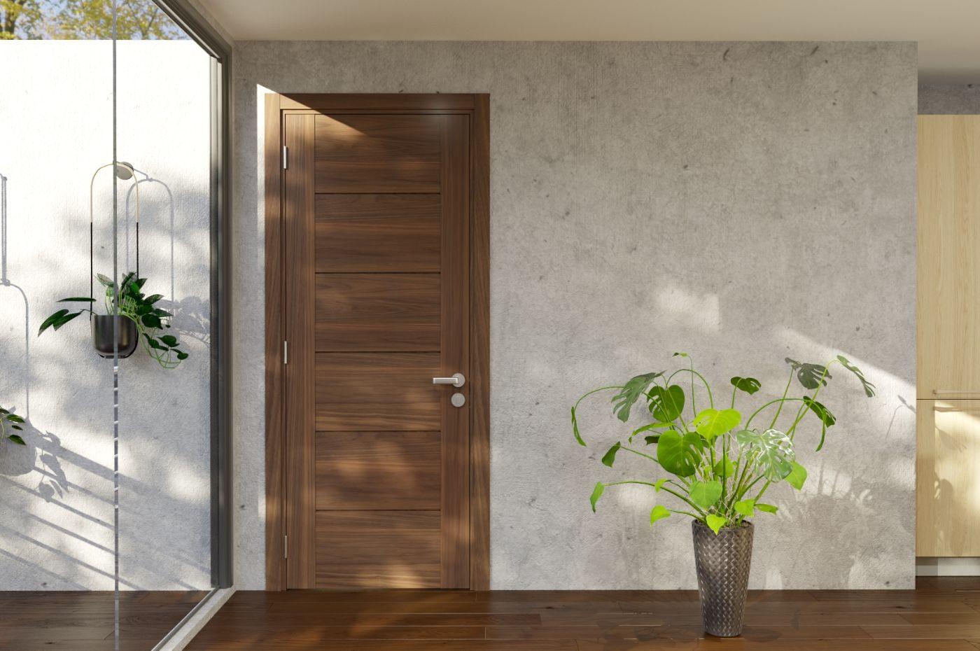 Cửa gỗ thông, cửa gỗ tràm, cửa gỗ thao lao là gì?